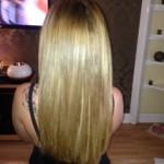 Blonde Hair Glasgow